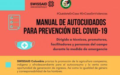 Manual de autocuidados para prevención de COVID-19