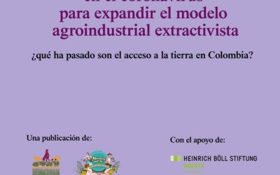 El gobierno nacional se excusa en el coronavirus para expandir el modelo agroindustrial extractivista.